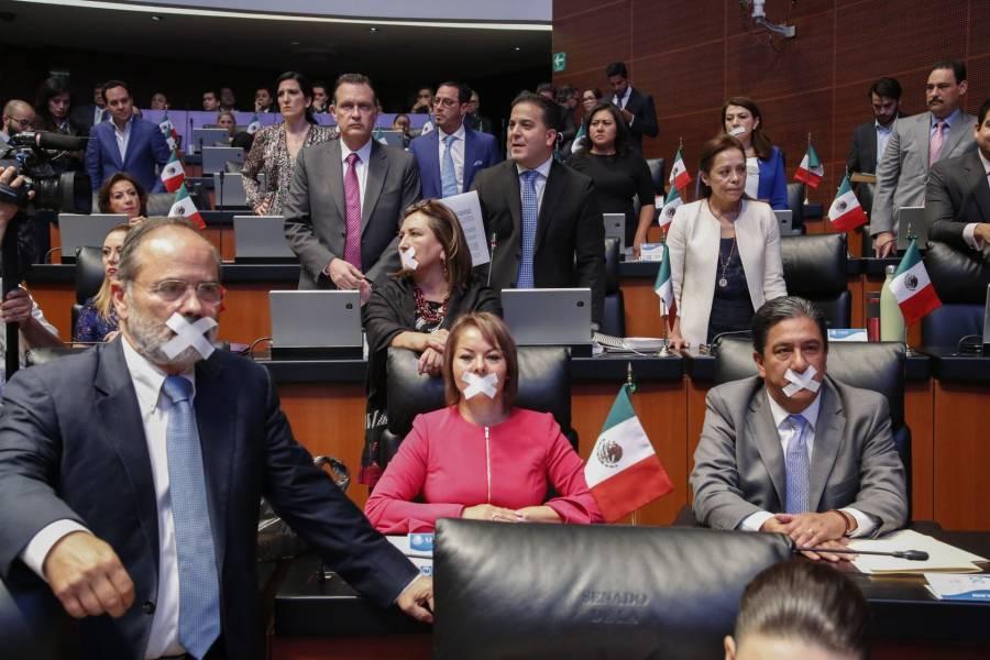 PAN pide a la Secretaría de Hacienda exención de vales de despensa y gasolina