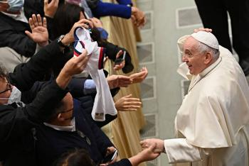 El Papa Francisco confirma viaje a Grecia y Chipre
