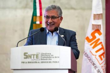 SNTE califica como exitoso su proceso electoral en Baja California y Tlaxcala