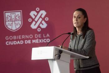 """Sheinbaum también tiene sus """"propias críticas"""" contra la UNAM"""