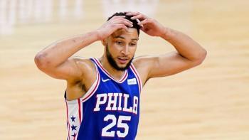 De nueva cuenta, Ben Simmons seguirá fuera de Sixers en segundo juego ante Nets