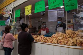 Inflación al 6.12% durante primera quincena de octubre: Inegi