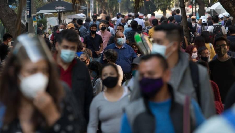 En México suman 313 muertes por Covid-19 en las últimas 24 horas