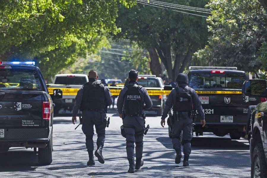 """Abaten a """"El Tigre"""", presunto líder del Cártel del Golfo, tras balaceras en Matamoros"""
