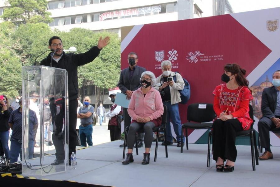 El Gobierno de la CDMX hizo una invitación a reactivar la vida comunitaria