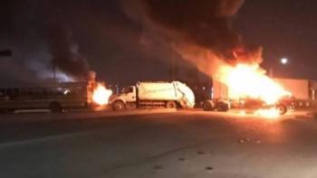 Balaceras y bloqueos provocan noche de terror en Matamoros, Tamaulipas