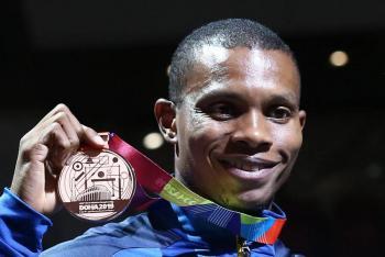 Asesinan al velocista olímpico ecuatoriano Alex Quiñónez