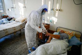 Sacudida por el Covid-19, Bulgaria contempla enviar pacientes a otros países