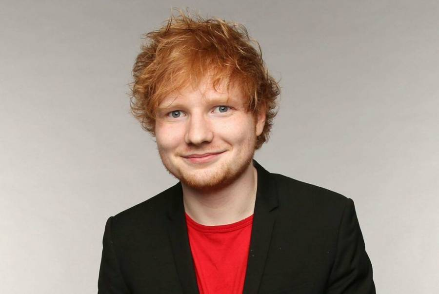 Ed Sheeran da positivo al covid-19 antes de la salida de su nuevo disco