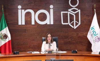 México ratifica compromiso con la protección de datos a nivel global: INAI