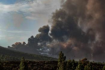 Isla La Palma registró 79 sismos de diversas magnitudes