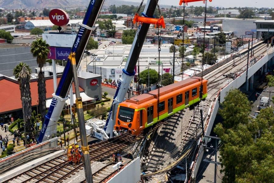 Inicia primera audiencia por colapso de la Línea 12 del Metro