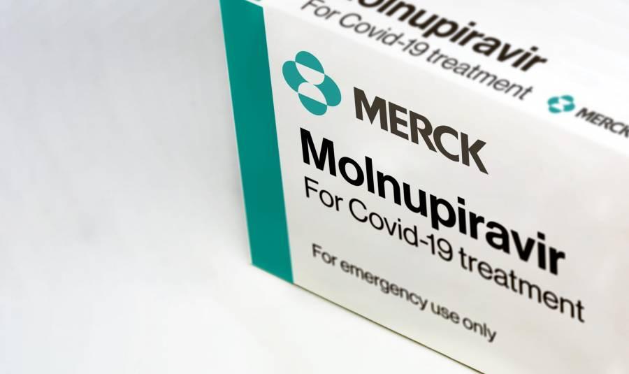 Europa inicia proceso para aprobar pastilla de Merck contra Covid