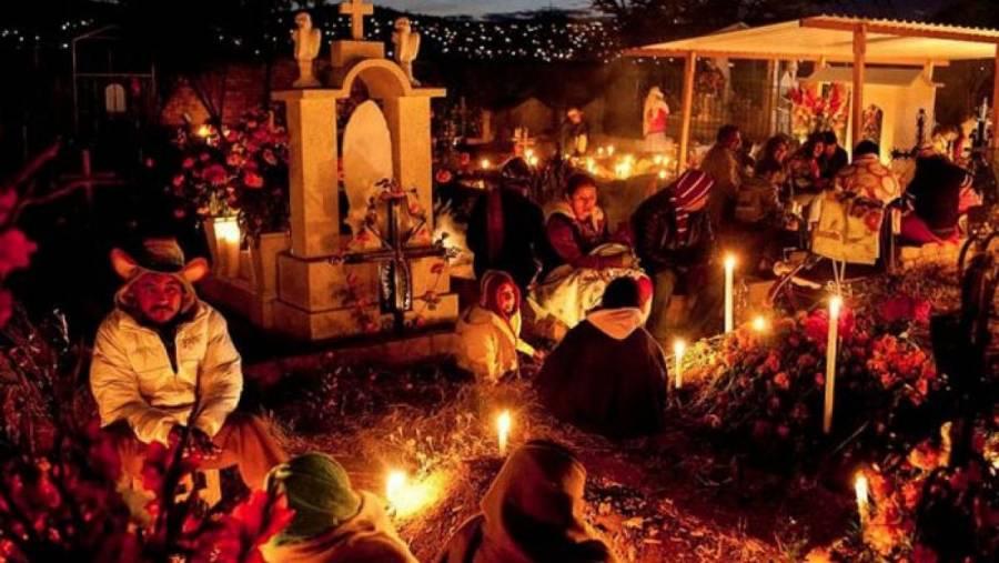 Tláhuac y Azcapotzalco presentan medidas para visita de panteones por Día de Muertos