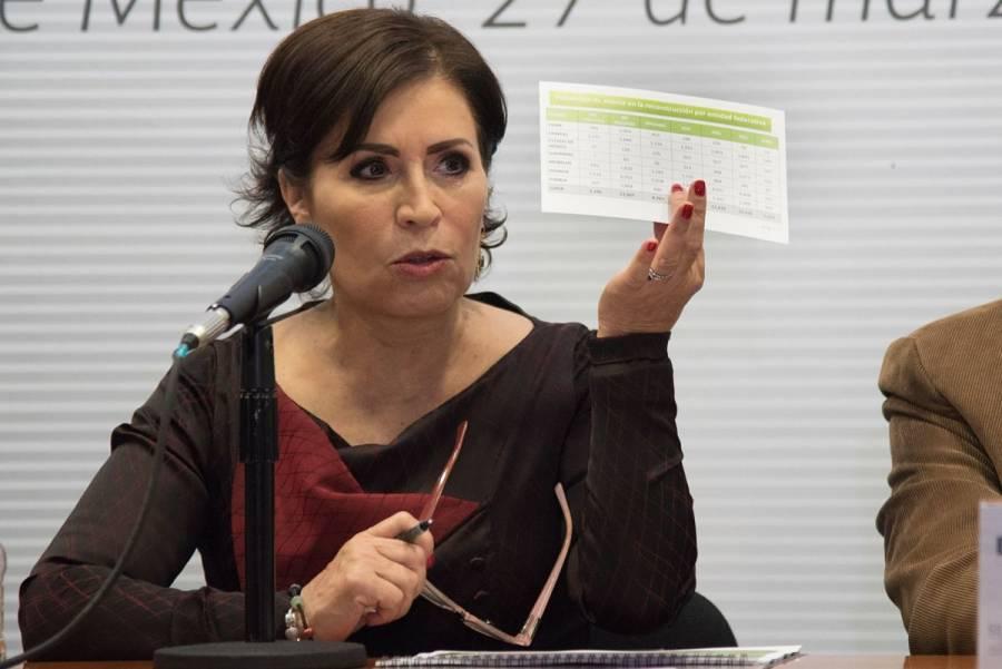 Rosario Robles acusa persecución política desde la cárcel