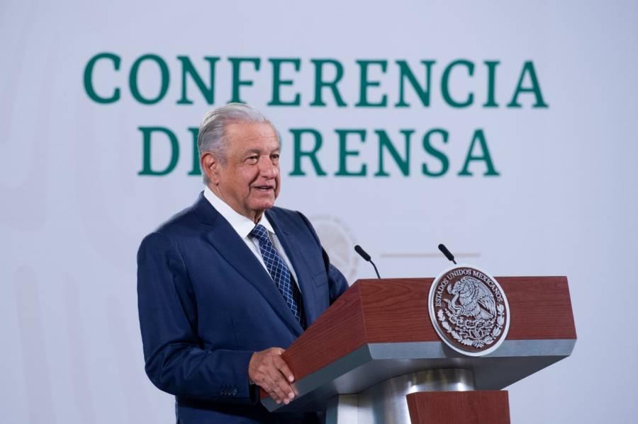 AMLO no negociará reforma por presupuesto con oposición, dice