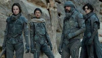 """""""Dune"""" consigue 40 mdd en primer fin de semana de estreno en EEUU"""