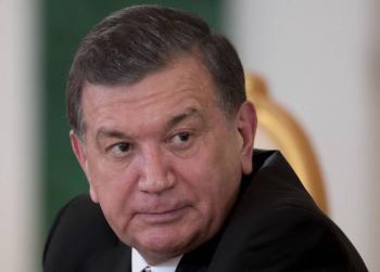 Uzbekistán reelige a Shavkat Mirziyoyev como presidente
