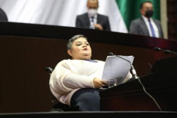 Piden iluminar Cámara de Diputados por Día Nacional de las Personas de Talla Pequeña