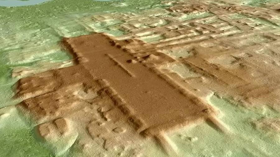 Descubren cerca de 500 sitios ceremoniales prehispánicos en el sur de México