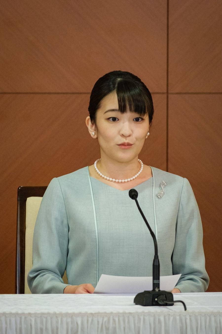 La princesa Mako de Japón se casa después de años de controversia