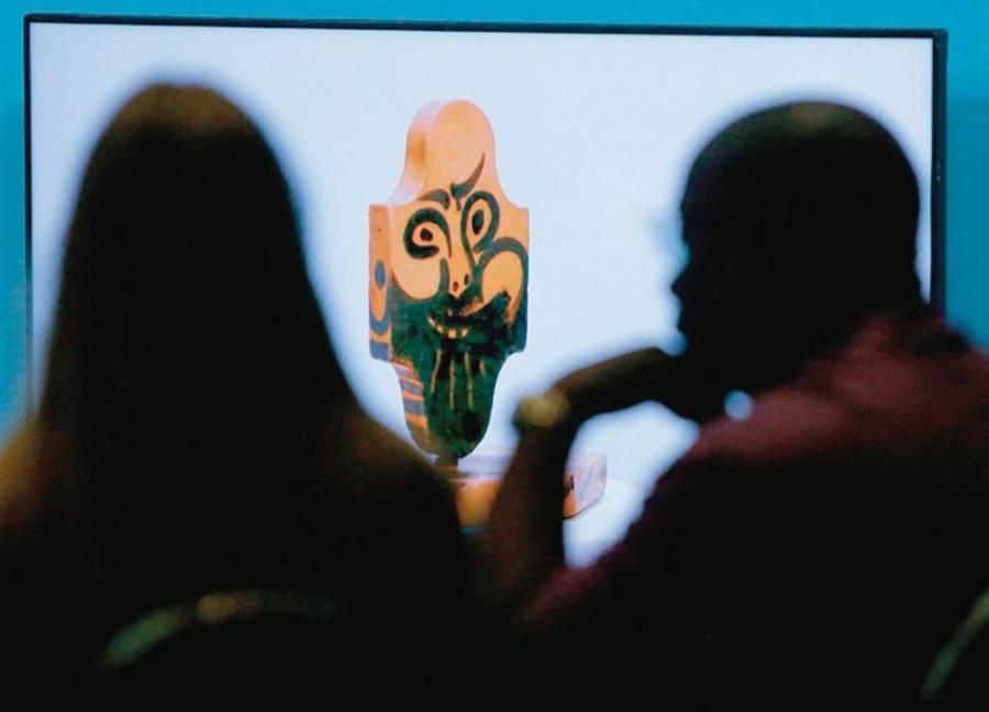 Subasta de 11 obras de Picasso recauda más de USD 108 millones