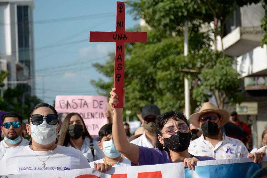 """Crece en México feminicidio a un """"ritmo asombroso"""""""