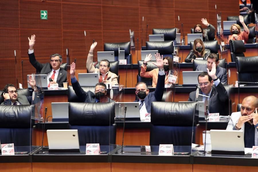 Sin cambios, Morena y aliados aprueban en el Senado Miscelánea Fiscal 2022 en lo general