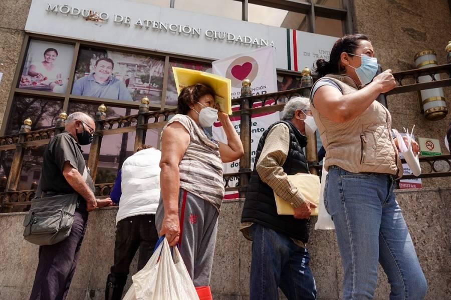 Pensión del Bienestar aumentará hasta 6 mil pesos bimestrales para 2024