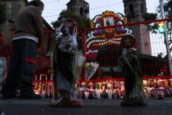 Este año sí abrirán Templo de San Hipólito para festejo de San Judas Tadeo