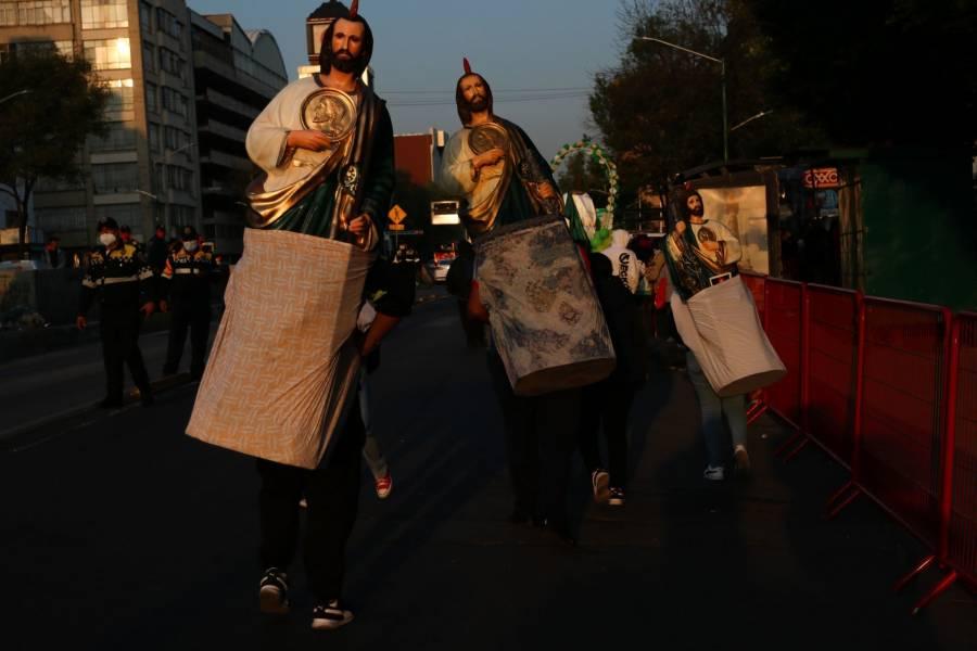 Alistan operativo por día de San Judas Tadeo