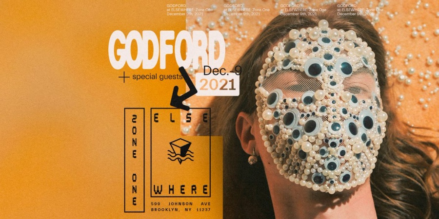 """GODFORD anuncia su próximo Álbum """"I YOU SHE"""" acompañado de su tercer sencillo """"High & Lonely"""""""