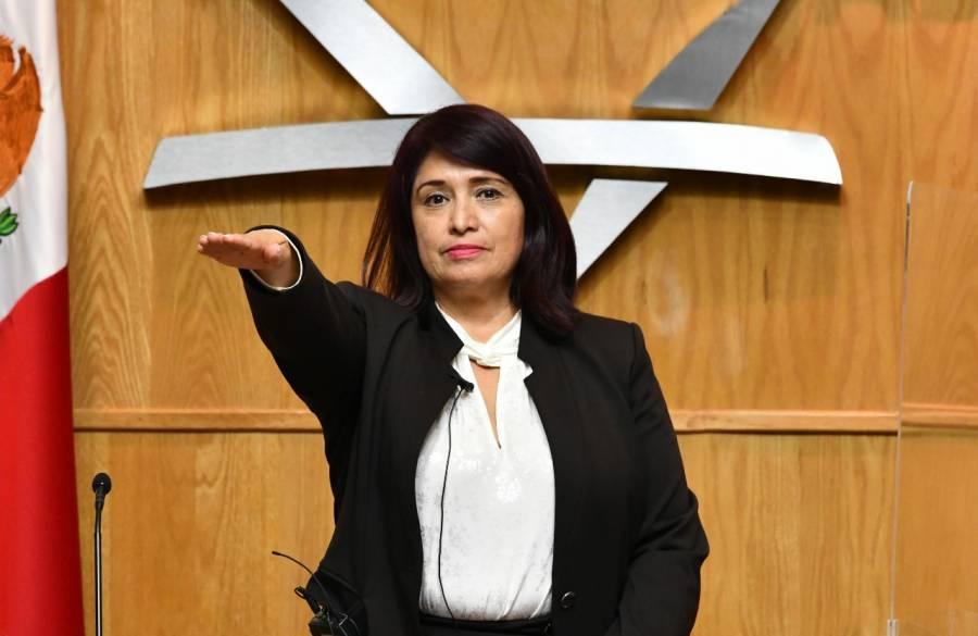 Asume Patricia Avendaño Durán como Consejera Presidenta del IECM