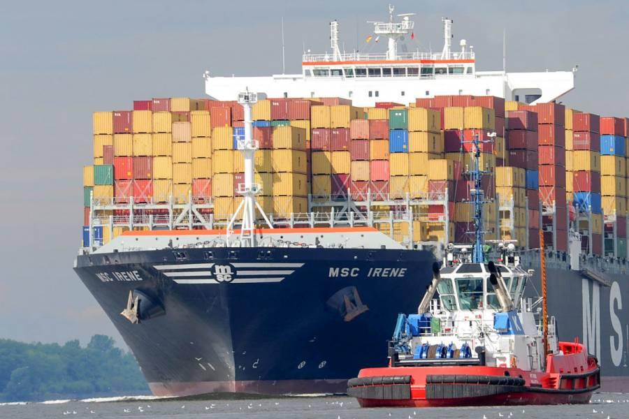 México registra déficit comercial de 2,398 mdd en septiembre: Inegi