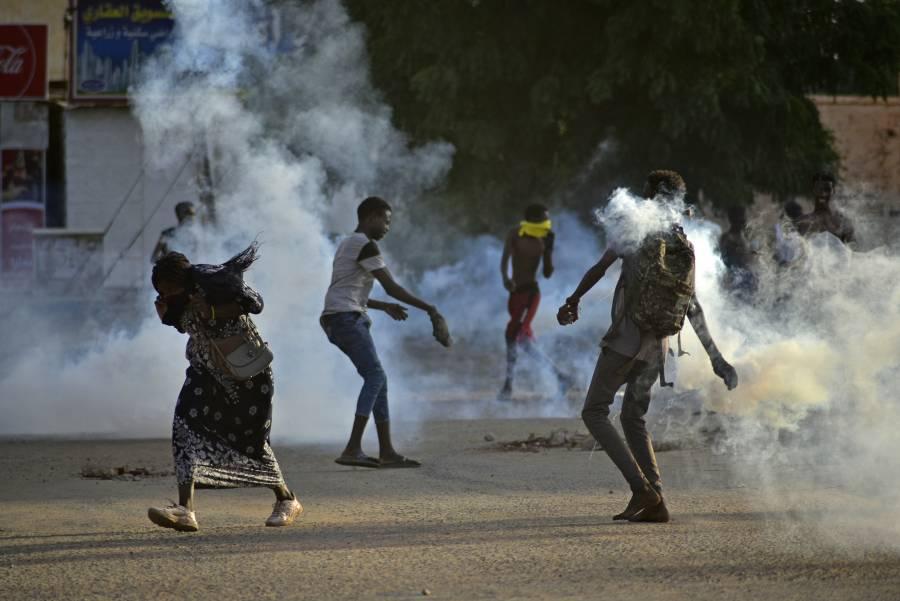 Unión Africana suspende a Sudán por golpe de Estado
