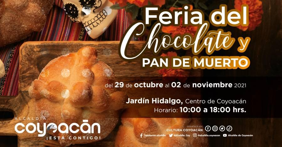 Inician actividades culturales por Día de Muertos en Coyoacán