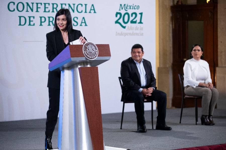 Medios han callado ante culpabilidad de segundo de García Luna: Vilchis