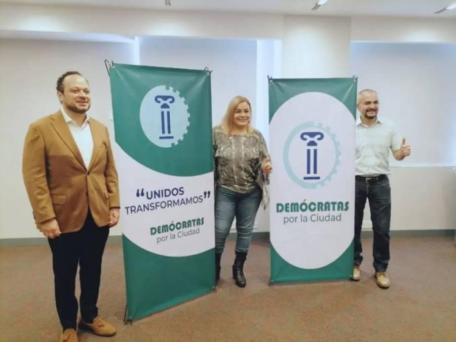 """En CDMX, surge la organización política """"Demócratas por la Ciudad"""""""
