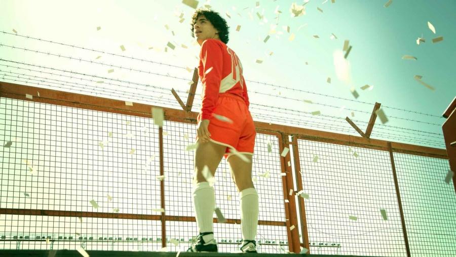 En Amazon se estrena serie sobre la vida de Maradona