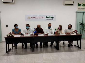 México y Belice concretan acuerdos de colaboración en materia agropecuaria
