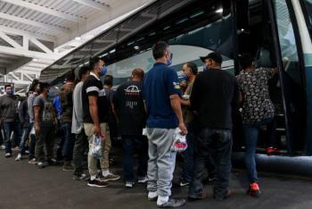 Deportaciones al Triángulo Norte de Centroamérica alcanzan cifra más alta en 2021
