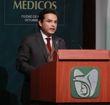 Gracias al personal de salud que ha enfrentado la pandemia, el IMSS es una institución más grande: Zoé Robledo