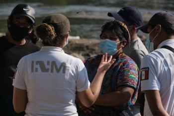 INAI ordena a INM informar sobre repatriados o expulsados bajo el Título 42