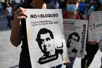Abogados de Alex Saab piden investigar a quienes publicaron fotos de su audiencia en Miami