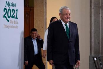 Encargado del programa Agua Saludable para la Laguna será senador Gabriel García: AMLO