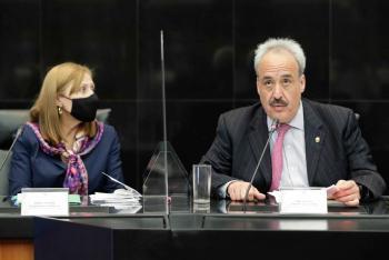 Senadores conocen el interés de otras naciones por invertir en México