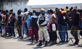 Investigan presuntos feminicidios de migrantes haitianas en Suchiate, Chiapas