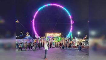 Cae juego mecánico en Expo Guadalupe; hay cuatro lesionados