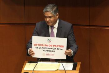Morena hace del Senado la Oficialía de Partes de López Obrador: PAN