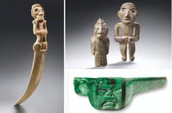 México pide anular dos subastas de arte prehispánico en París